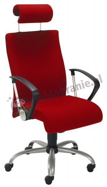 Krzesło obrotowe NEO II HR gtp9 steel02 alu