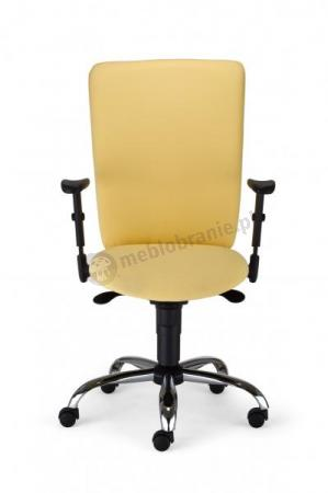 Krzesło obrotowe Bolero II R1B steel02 chrome opinie ceny