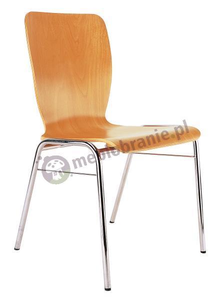 Krzesło Wing II chrome