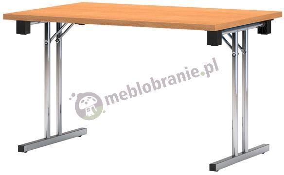 Eryk mały stół rozkładany konferencyjny 120x50 cm