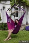 Fotel hamakowy fioletowy C180 Mares sklep internetowy opinie ceny
