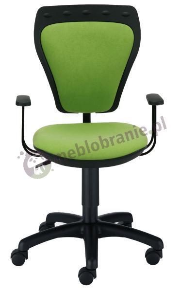 Krzesło Obrotowe Ministyle GTP TS22 Black Micro M-38
