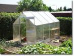 Szklarnia ogrodowa Juliana Basic 600