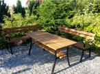 Stół ogrodowy typ Miejski