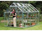 szklarnia ogrodowa Compact 6,2m2