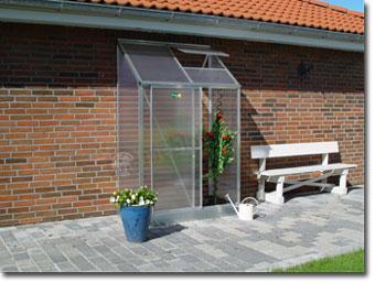 Szklarnia ogrodowa Mini 2 – 0,83cm2