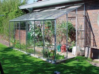 Szklarnia ogrodowa Royal 612 7,2 m2