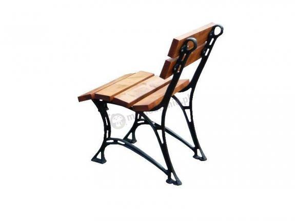 """Krzesło """"Królewskie"""" bez podłokietnika"""