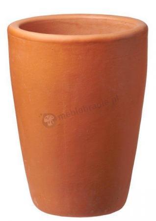 Donica WIET TERRA. Tall urn 280 x 360 mm ceramiczna