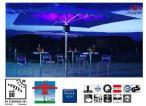 Parasol ogrodowy Telestar 400x400 sklep internetowy