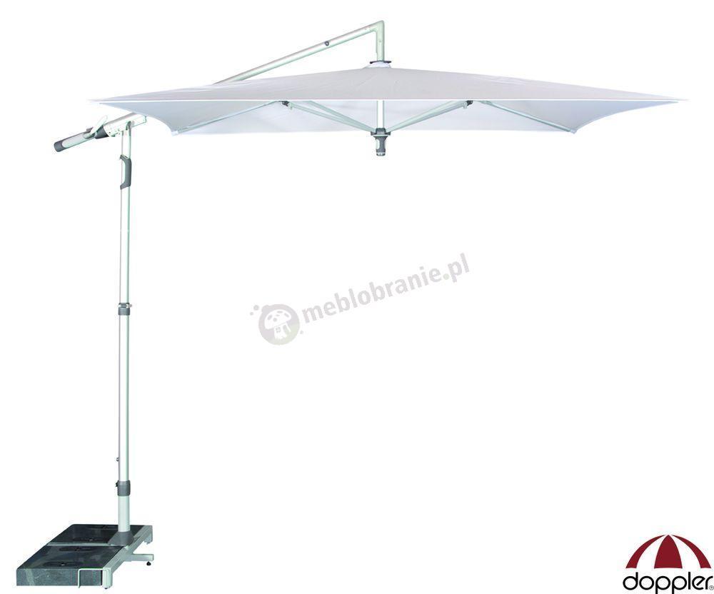 parasol alupro ii pendel 240x240 doppler parasole ogrodowe. Black Bedroom Furniture Sets. Home Design Ideas
