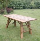 Stół biesiadny dębowy