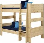 Łóżko piętrowe Mikka