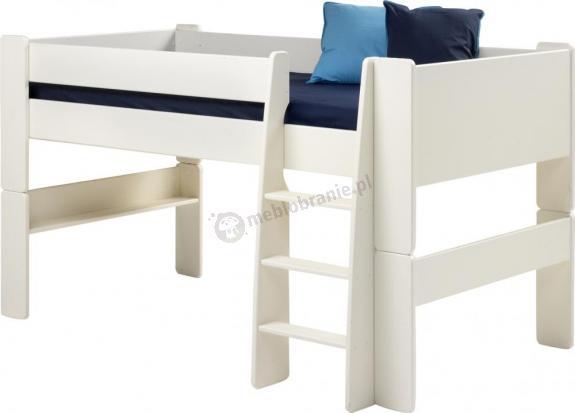 Łóżko na antresoli niskie Martin