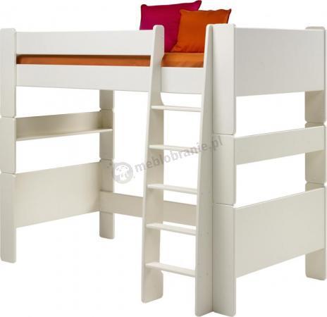 Łóżko na antresoli wysokie Martin