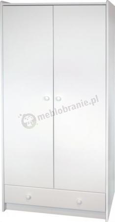 Szafa 2-drzwiowa wysoka Martin