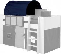 Tunel granatowy do łóżek Steens For Kids