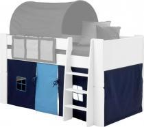Zasłony-namiot granat do łóżek Steens For Kids