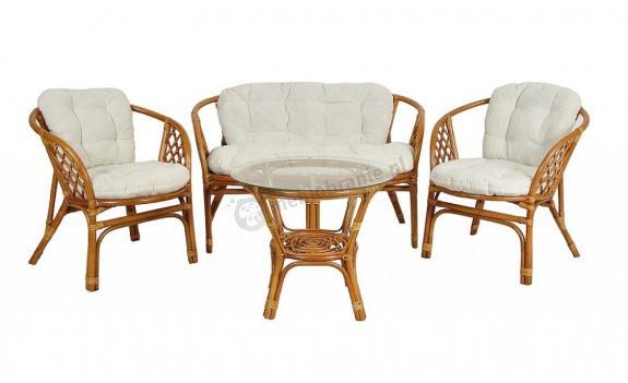 Poduszki Na Meble Ogrodowe Bahama :  bahama basic zestaw ogrodowy bahama basic fotele z zestawu bahama