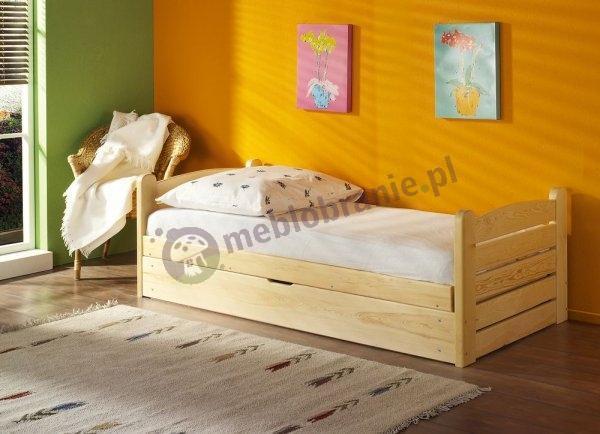 Łóżko parterowe Ola