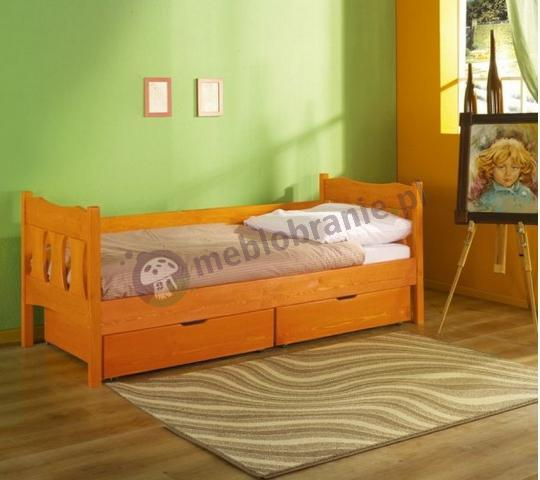 Łóżko parterowe Verona