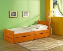 Łóżko parterowe Roma
