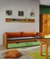 Łóżko parterowe Kalina
