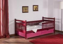 Łóżko parterowe Alicja