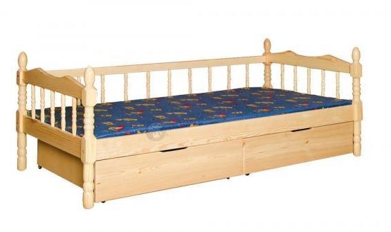 Łóżko parterowe Natasza