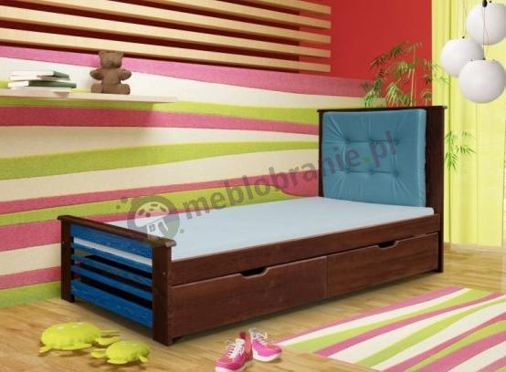 Łóżko parterowe Paulina