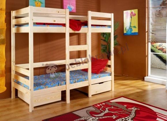 Łóżko piętrowe Bartosz