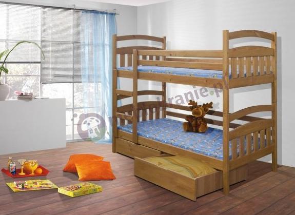Łóżko piętrowe Jakub