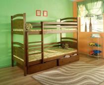 Łóżko piętrowe Dawid