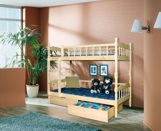 Łóżko piętrowe Igor