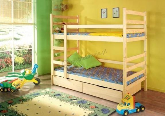 Łóżko piętrowe Daniel