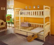 Łóżko piętrowe Dominik