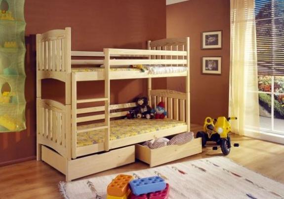 Łóżko piętrowe Kamil
