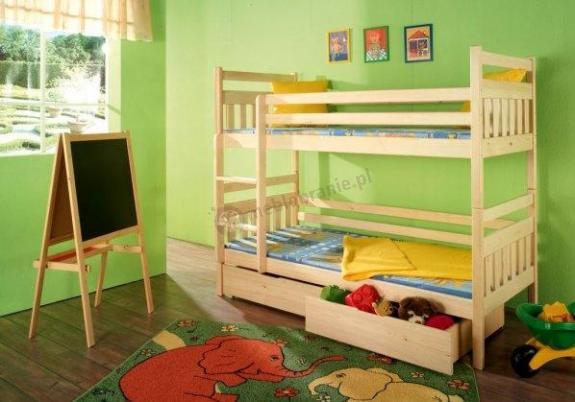 Łóżko piętrowe Artur