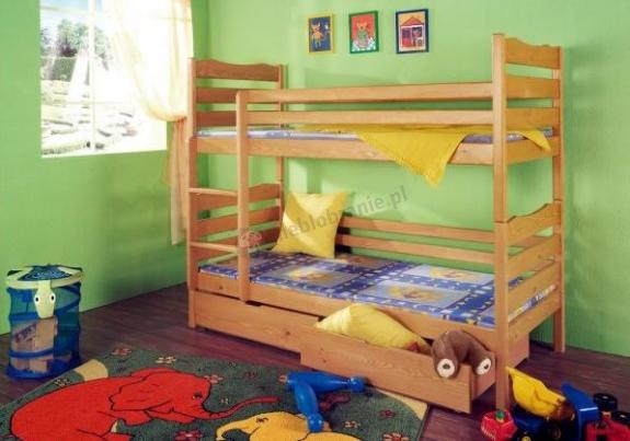 Łóżko piętrowe Łukasz
