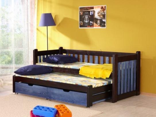 Łóżko parterowe Filip