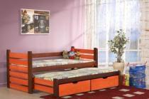 Łóżko parterowe Mateusz