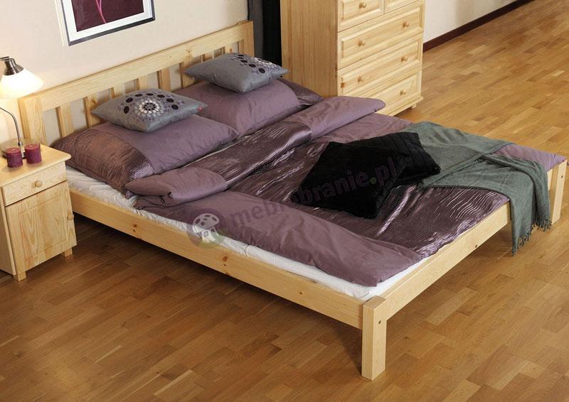 Łóżko Olivia