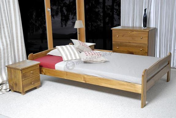 Łóżko Alicja