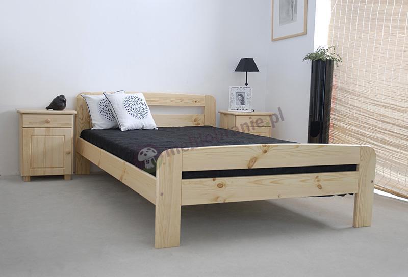 Łóżko Klaudyna