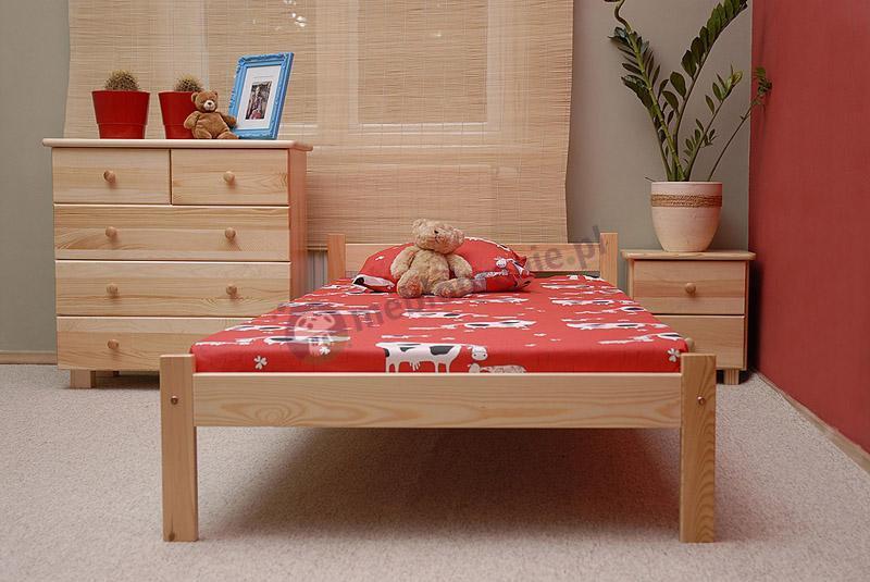 Łóżko Kama