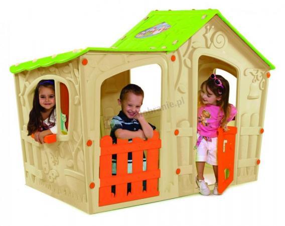 Stoły Ogrodowe Plastikowe Rozkładane : Domki dla dzieci ogrodowe drewniane i plastikowe  Meblobraniepl