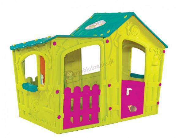 Domek dziecięcy Magic Villa