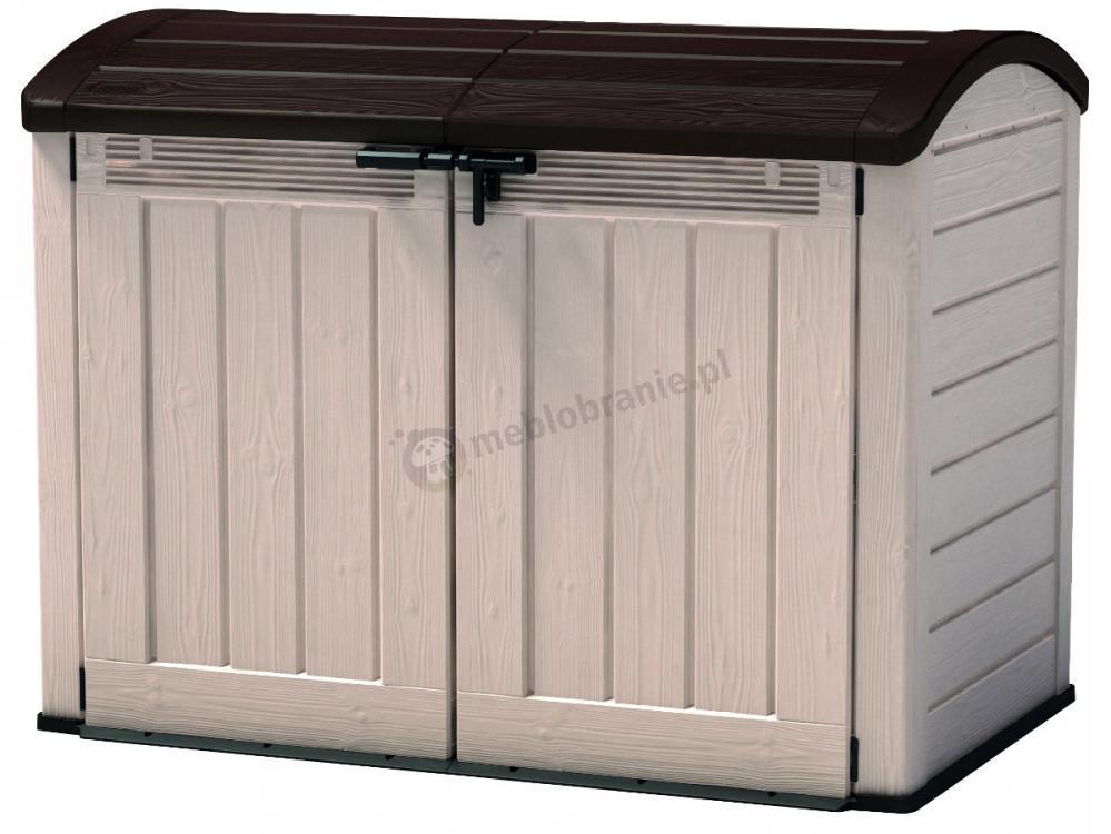 keter store it out ultra szafa ogrodowa. Black Bedroom Furniture Sets. Home Design Ideas