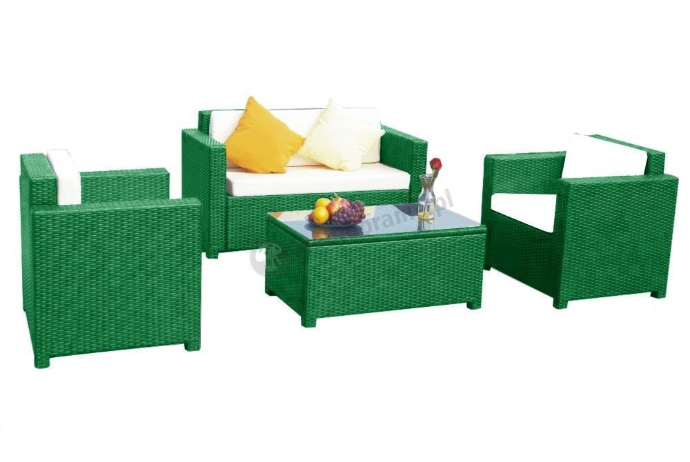 Calmo zielony