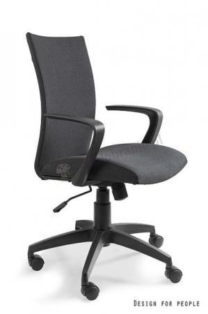 Fotel biurowy obrotowy Millo z podłokietnikami